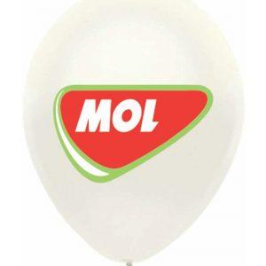 Baloane personalizate 2 culori
