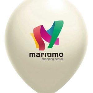 Baloane personalizate 1 fata 4 culori